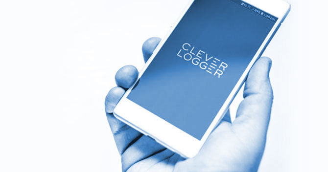 Where do I get the CleverLogger app