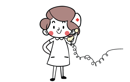 nurse-on-phone