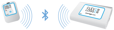Clever-Logger-Logger-and-Gateway-Bluetooth