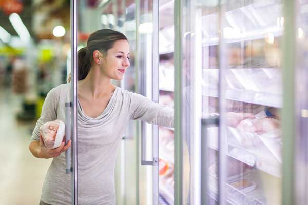 CleverLogger ensures frozen food is safe for consumers